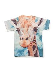 T-shirt - GREEN HAZE