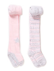 Stockings 2-pack - Soft Rose