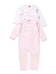 Nightsuit 2-pack - Soft Rose