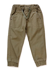 Trousers - Army green