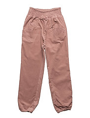 Trousers - DUSTY ROSE