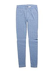 Leggings - BLUE DAWN MELANGE