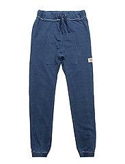 Jogging trousers - DENIM