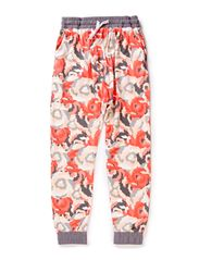 Trousers - Peach puff