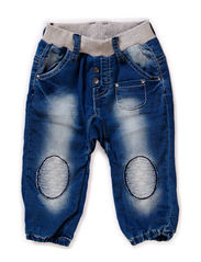 Jogging trousers - Denim