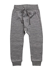 Jogging trousers - WOOL GREY