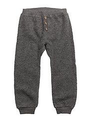 Trousers - ANTRACITE MELANGE