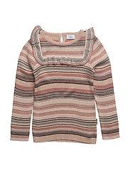 Pullover - PEACH ROSE