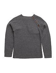 Pullover - ANTRACITE MELANGE