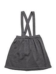 Skirt - ANTRACITE MELANGE