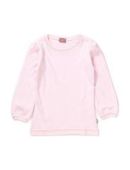 T-shirt L/S - Soft Rose