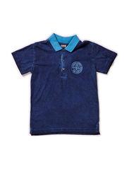 PoloShirt - Deep blue