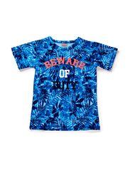 T-shirt - Deep blue
