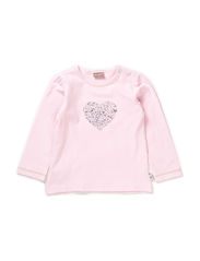 T-shirt L/S - Soft Rose