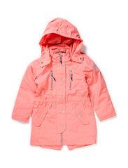 Jacket - Shell pink