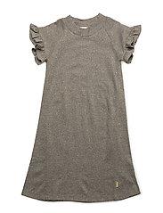 Dress - GREY BLEND