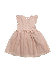 Dress - PEACH ROSE