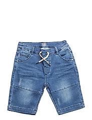 Bermuda Shorts - DENIM