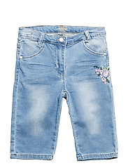 Shorts - WASHED DENIM