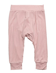 Jogging trousers - DUSTY ROSE