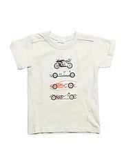 T-shirt - DUSTY JADE