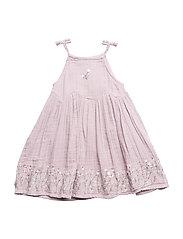 Dress - PURPLE FOG