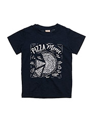 T-shirt S/S - DEEP BLUE