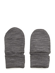 Glove - WOOL GREY