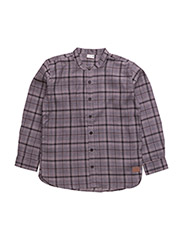 Shirt - WOOL GREY