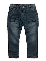 Trousers - DENIM