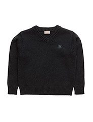 Pullover - NIGHT BLUE MELANGE