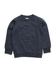Sweatshirt - METAL BLUE