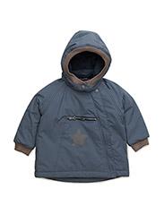Jacket - METAL BLUE