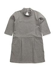 Dress - TILE GREY MELANGE