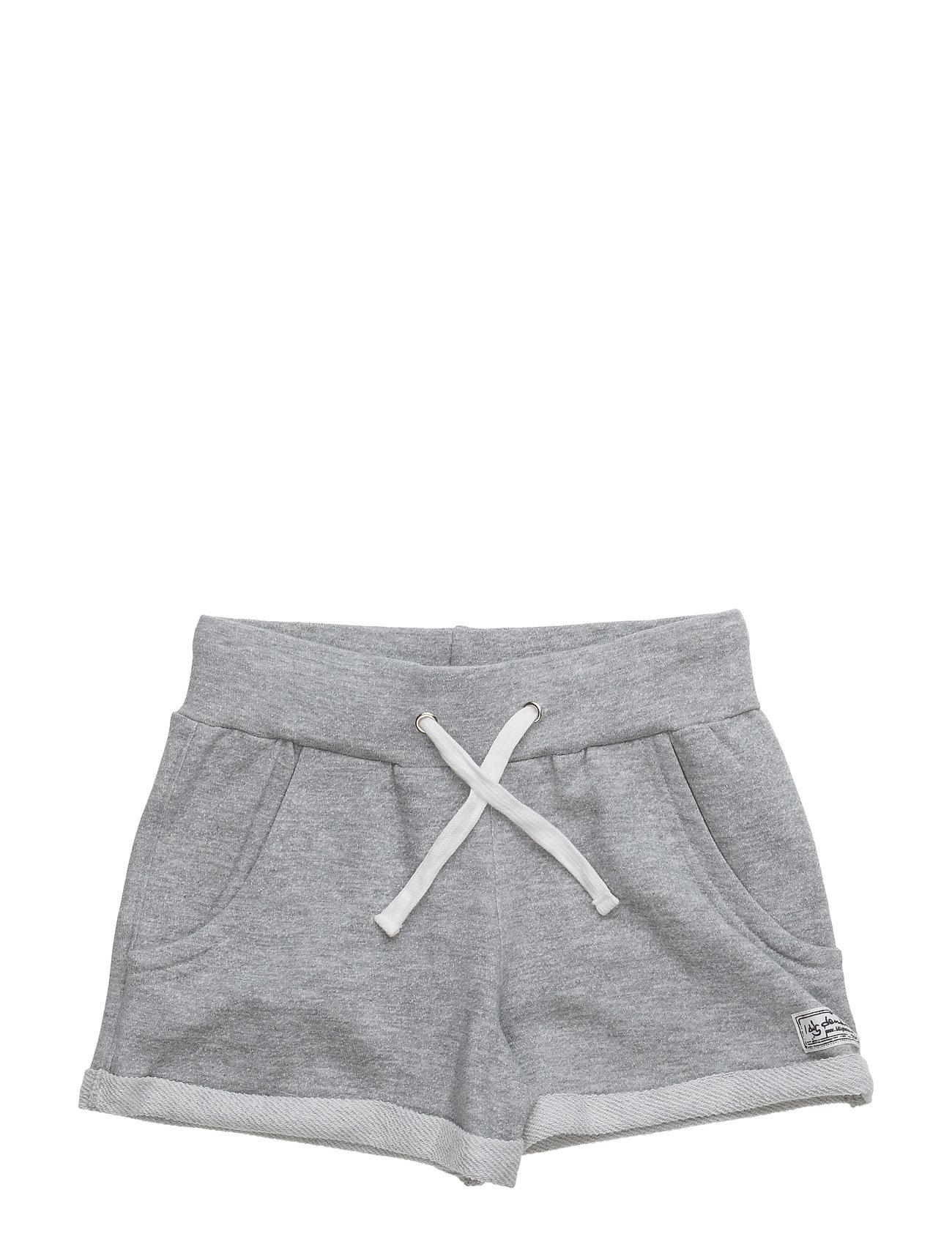 Flo Shorts I dig denim Shorts til Børn i Grey Melange