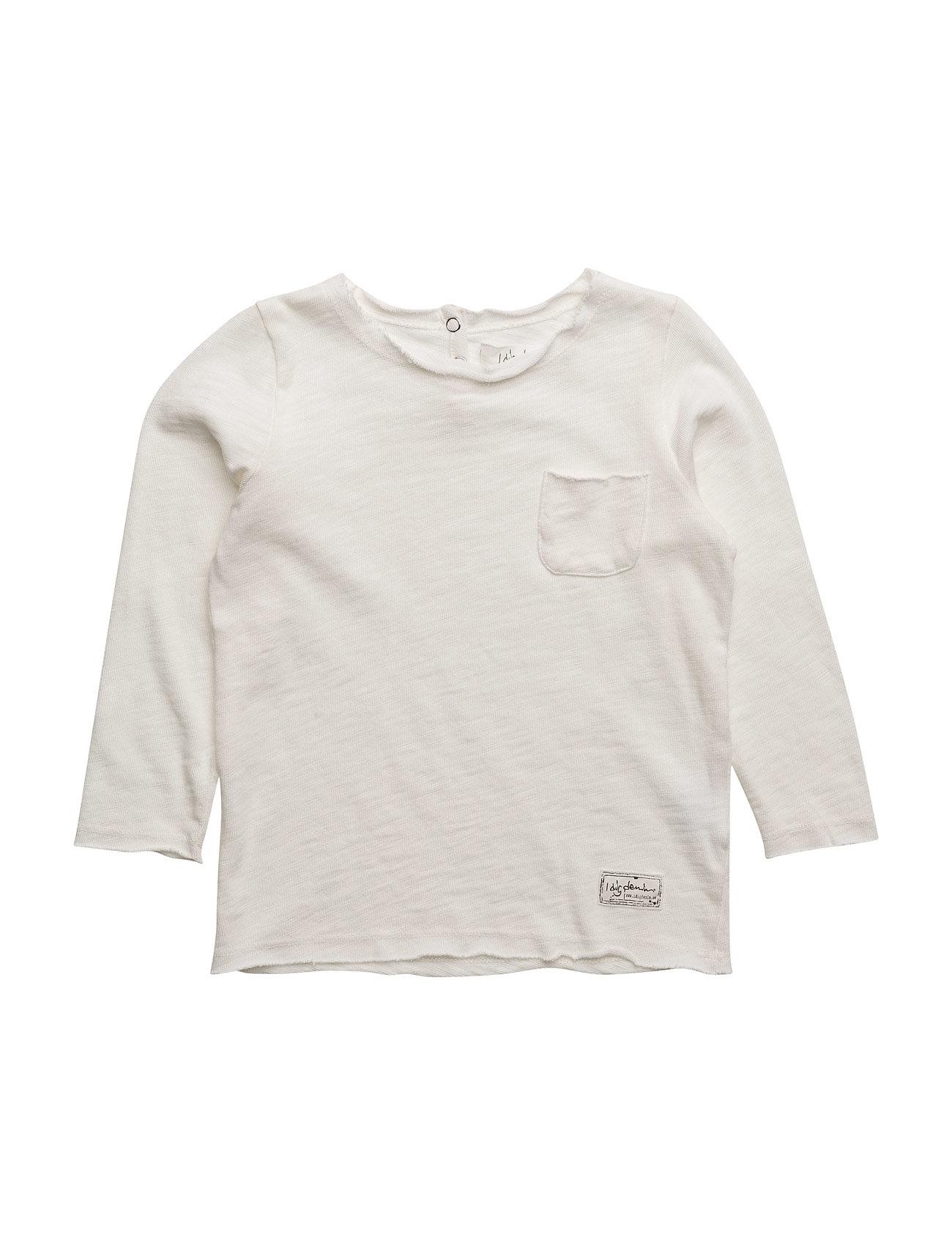 Bono Ls Tee I dig denim Langærmede t-shirts til Børn i Off White