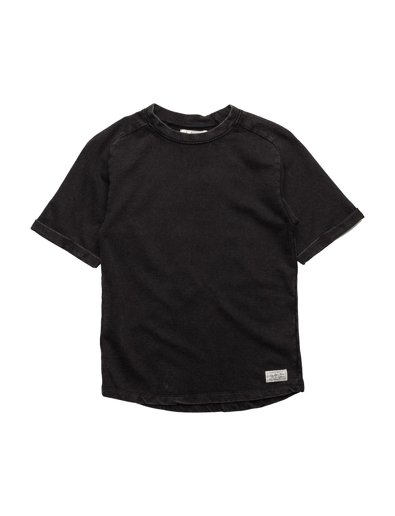 Ben Sweater Tee I dig denim Kortærmede t-shirts til Børn i Sort