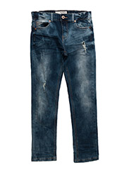 Alabama jeans - BLUE WORN