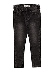 Bruce slim jeans - BLACK