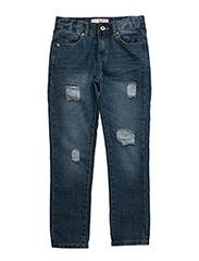 Lee jeans - BLUE WORN