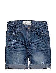Denton shorts - DARK BLUE