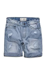 Denton shorts - LIGHT BLUE