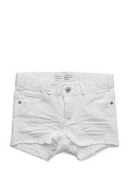 Savannah shorts - WHITE