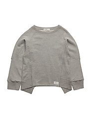 Laleh sweater - GREY MELANGE