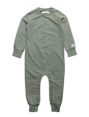 Ben jumpsuit - GREEN WASHED