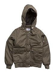 Leo jacket - GREEN