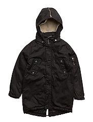 Lester jacket - BLACK