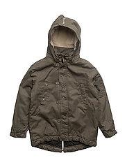 Lester jacket - GREEN