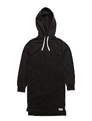 Stenna dress - BLACK