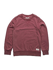 Julius sweater - BURGUNDY